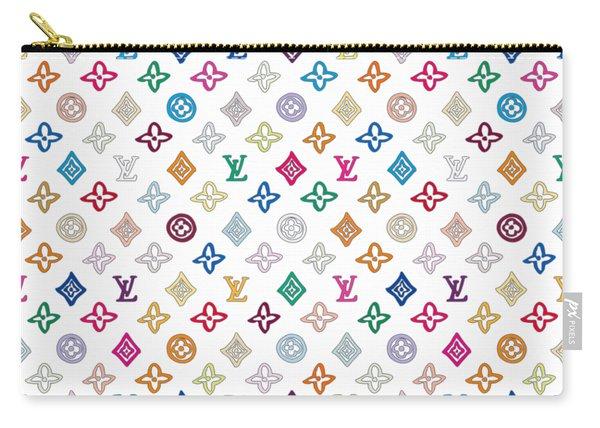 Louis Vuitton Monogram-1 Carry-all Pouch