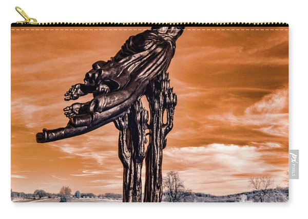 Louisiana Monument Carry-all Pouch