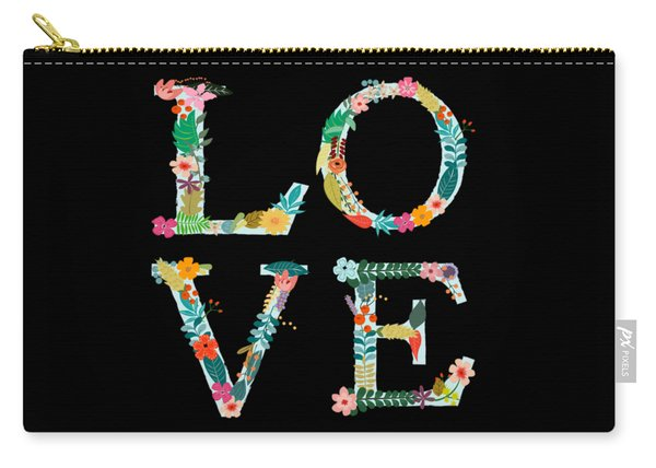L.o.v.e Carry-all Pouch