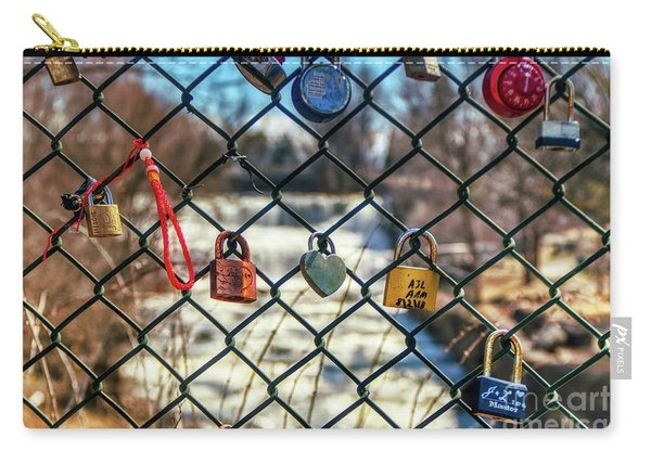 Love Locks Carry-all Pouch