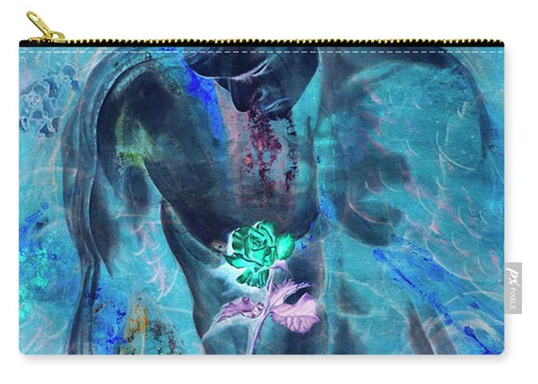 Love Undenied Carry-all Pouch