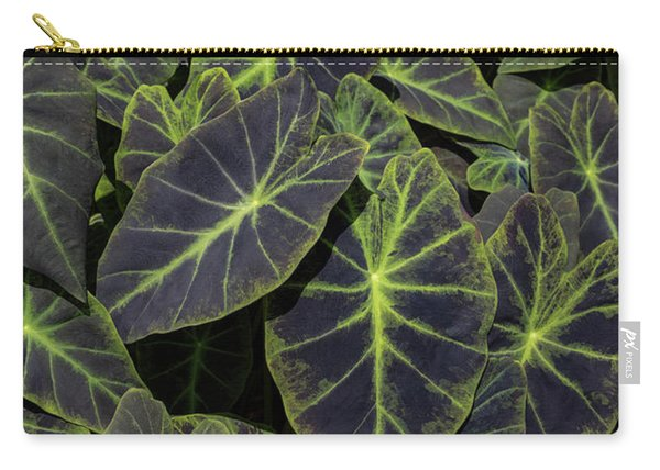 Luchious Leaves Carry-all Pouch