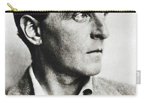 Ludwig Josef Johan Wittgenstein Carry-all Pouch