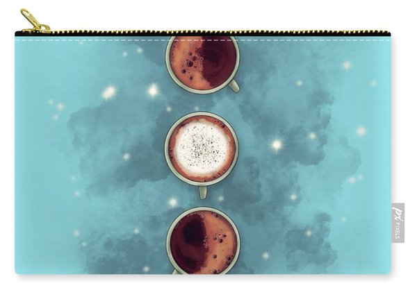 Lunar Coffee Carry-all Pouch