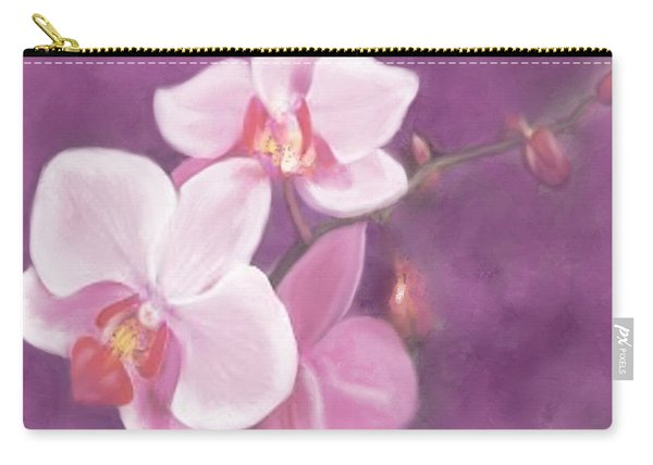 Luxurious Petals Carry-all Pouch