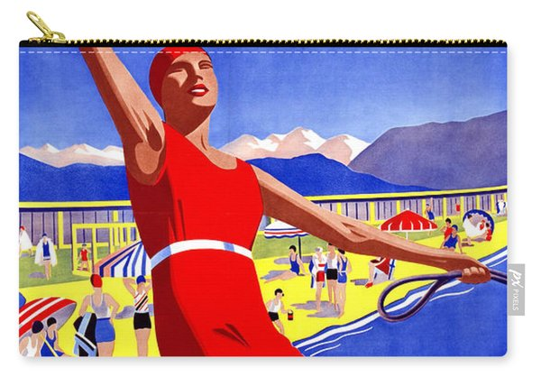 Luzern, Lido Carry-all Pouch