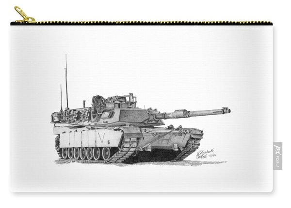 M1a1 C Company Commander Tank Carry-all Pouch