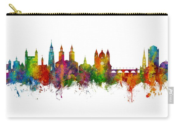 Maastricht The Netherlands Skyline Carry-all Pouch