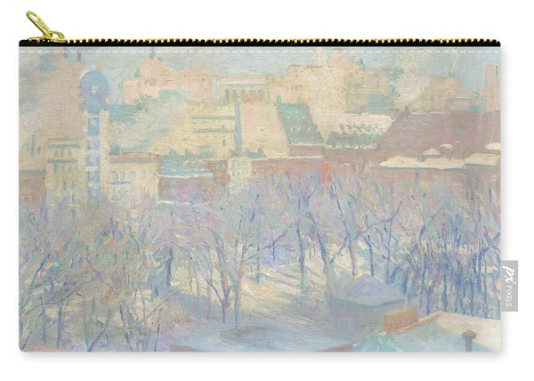 Madison Square, Snow, 1904  Carry-all Pouch