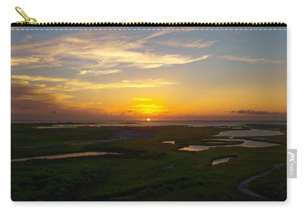 Maggies Cove Sunset Carry-all Pouch