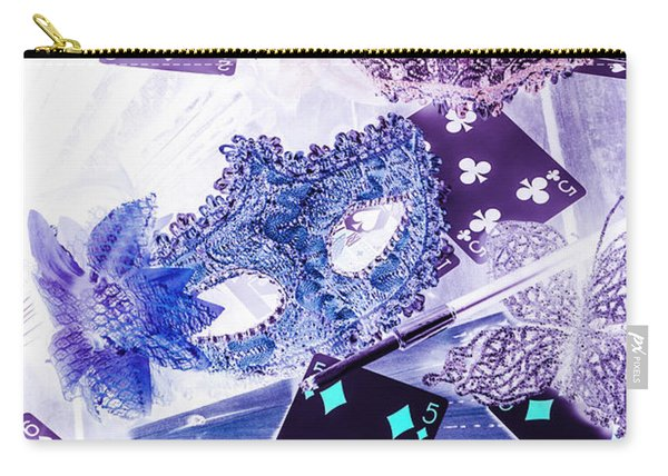 Magical Masquerade Carry-all Pouch