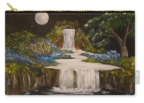Magical Nights Carry-all Pouch