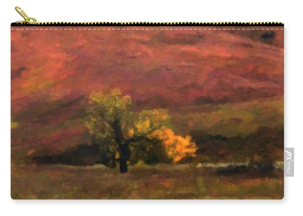 Magnificent Autumn Colors Carry-all Pouch