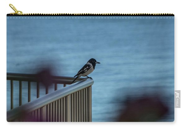 Magpie Bird Carry-all Pouch