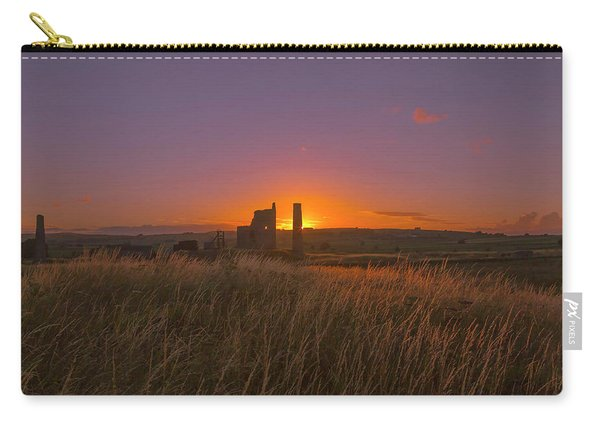 Magpie Mine Sunset Carry-all Pouch
