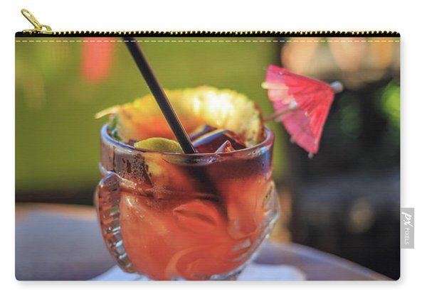 Mai Tai Cocktail Carry-all Pouch