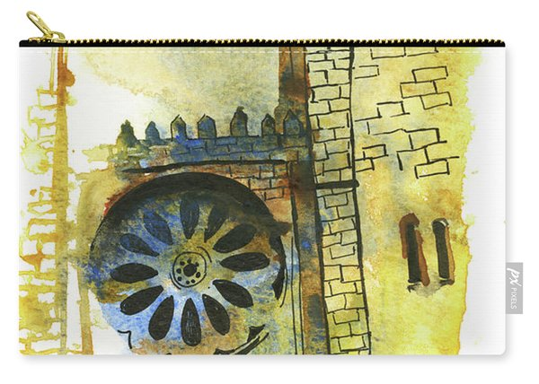 Majestic Cathedral Carry-all Pouch
