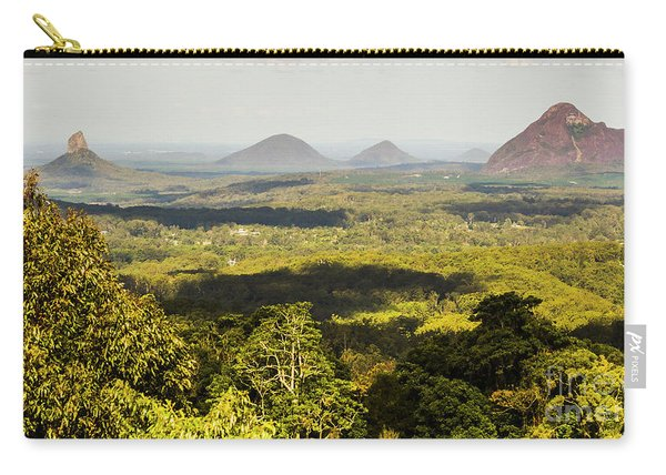 Majestic Maleny And Beyond Carry-all Pouch