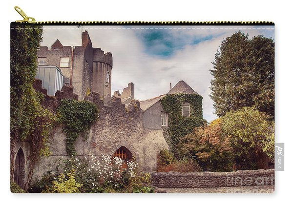 Malahide Castle By Autumn  Carry-all Pouch