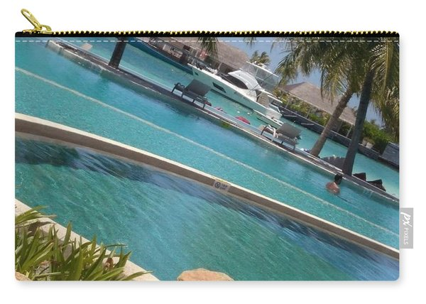 Maldivies Carry-all Pouch