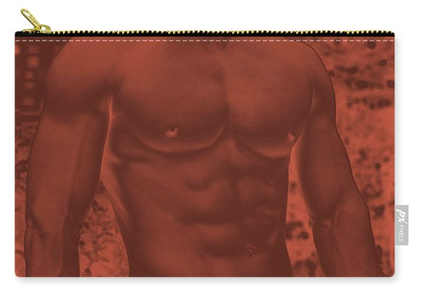 Male Torso Carry-all Pouch