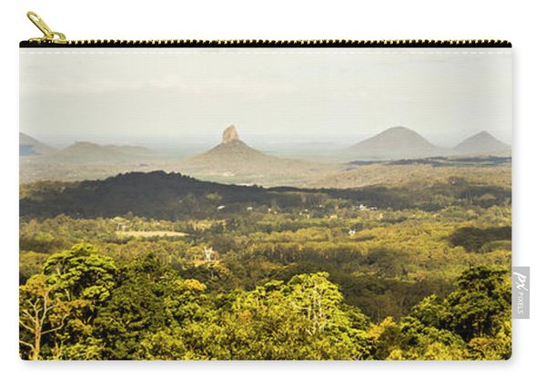 Maleny To The Glass House Mountains Carry-all Pouch