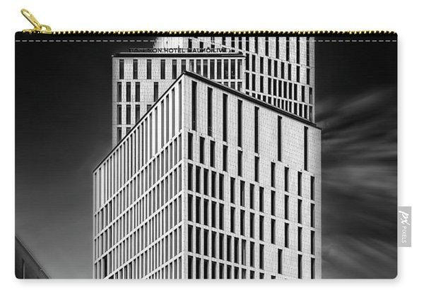 Malmo Live Building Blocks Fine Art Edit Carry-all Pouch