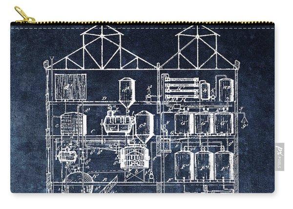 Malt Liquor Production Design Carry-all Pouch