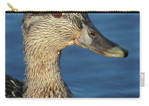 Mama Black Duck Carry-all Pouch