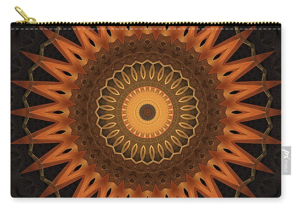 Mandala 28 Carry-all Pouch