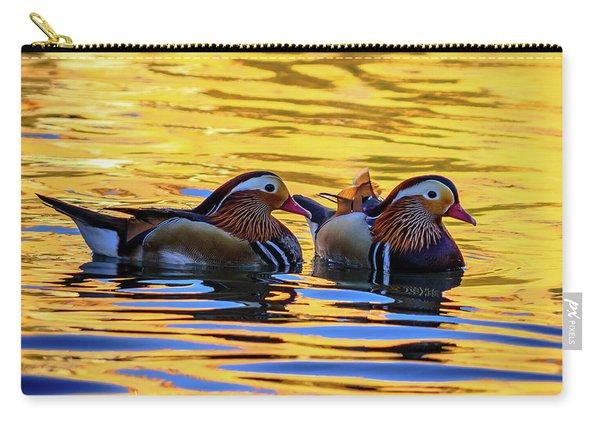 Mandarin Ducks Carry-all Pouch