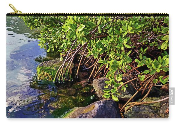 Mangrove Bath Carry-all Pouch