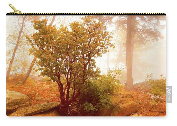 Manzanita In Light Carry-all Pouch