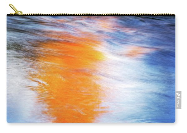 Maple Reflection Fall Carry-all Pouch