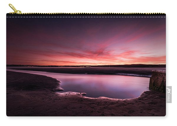 Marazion Sunset Carry-all Pouch