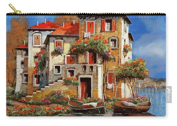 Mareblu-tetti Rossi Carry-all Pouch