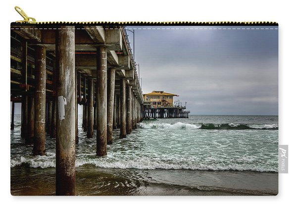 Mariasol On The Pier 2 Carry-all Pouch