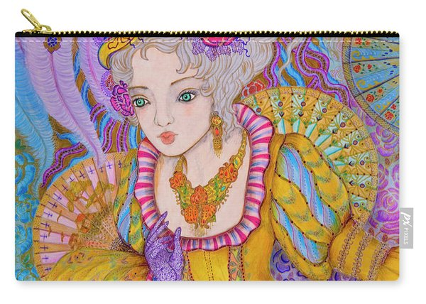 Marie Antinette Carry-all Pouch