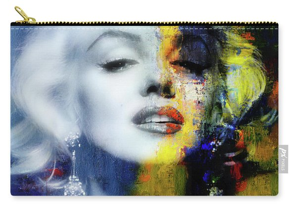 Marilyn Duality Carry-all Pouch