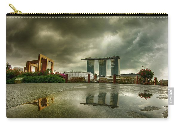 Marina Bay Sands Hotel Carry-all Pouch
