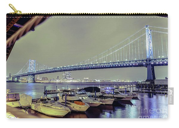 Marina Lights Carry-all Pouch