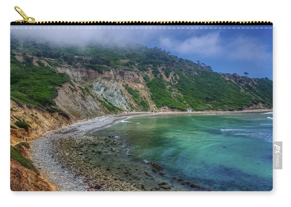 Marine Layer Over Bluff Cove Carry-all Pouch