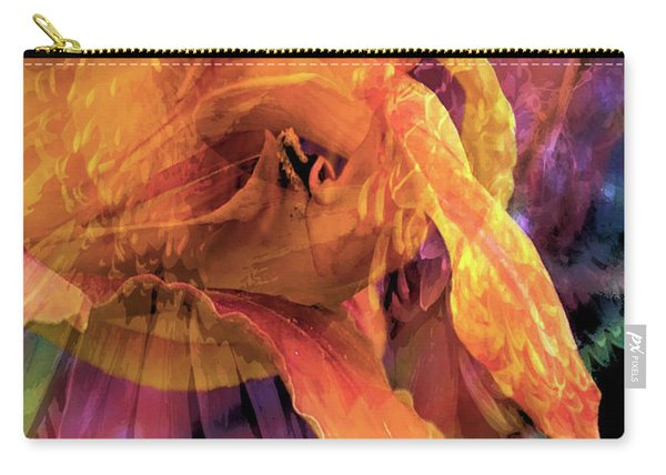 Marmalade Bloom Carry-all Pouch