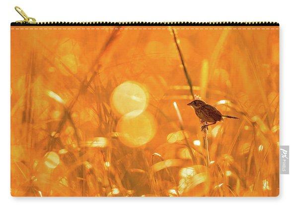 Marsh Sparrow Carry-all Pouch