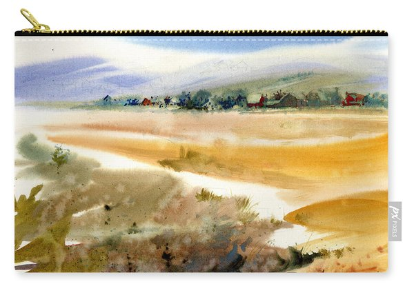Marshy Shores Of Cape Cod Carry-all Pouch