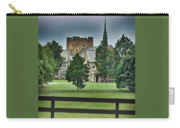 Mary Hall, Berry College Carry-all Pouch