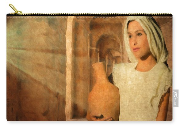 Mary Carry-all Pouch
