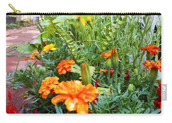 Mary's Walk Way Carry-all Pouch
