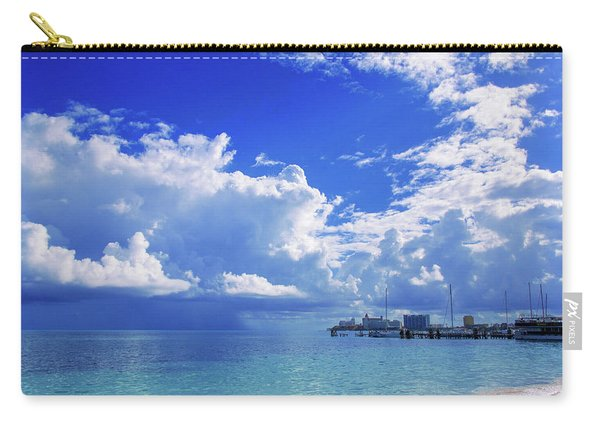 Massive Caribbean Clouds Carry-all Pouch