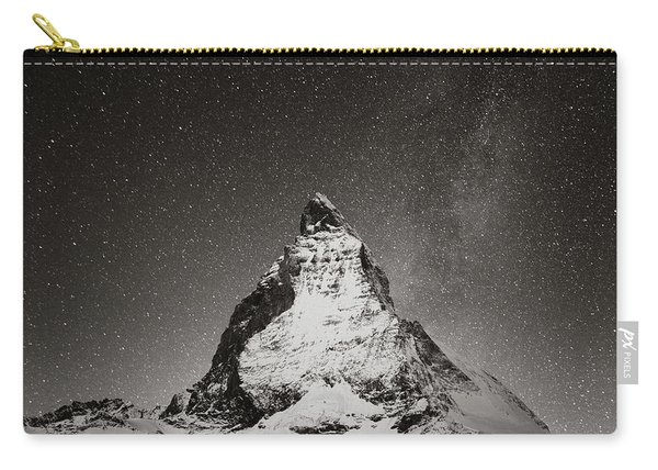 Matterhorn Study 2, Switzerland, 2014 Carry-all Pouch